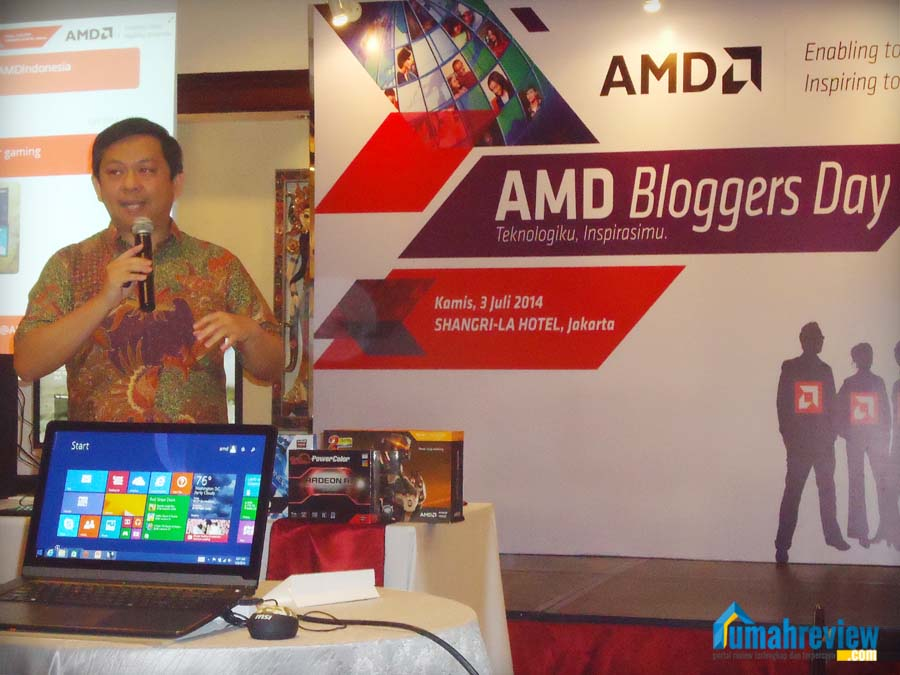 amd bloggers day AMD Bloggers Day