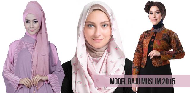 Ini Dia Model Baju Muslim Hijab Terbaru dan Terlaris